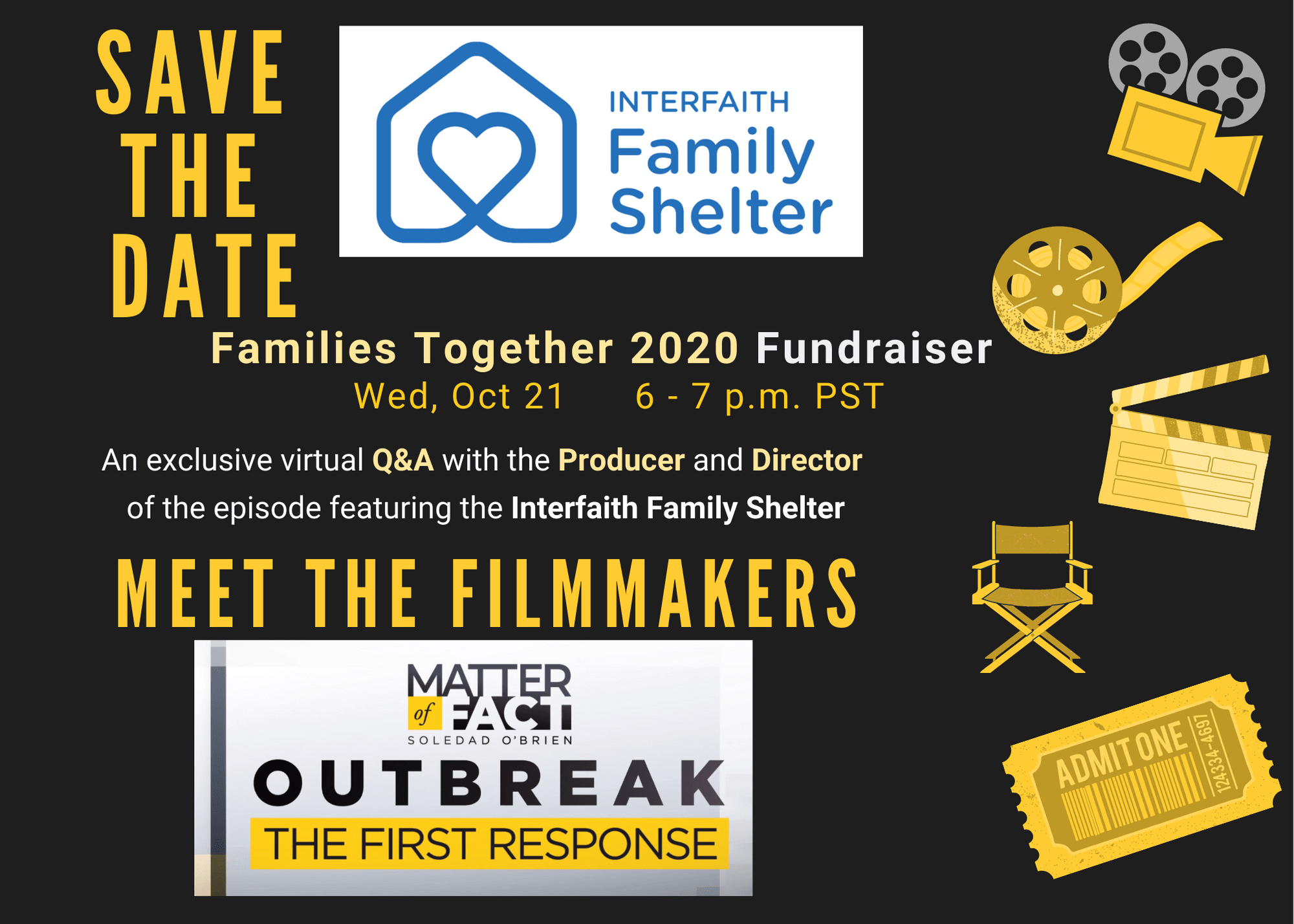 Families Together 2020 is online on 10/21